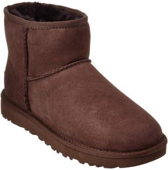 UGG Women's Classic Mini Ii Water-Resistant Twinface Sheepskin Boot