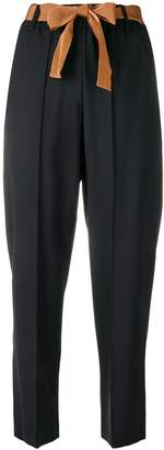 Alysi cropped trousers