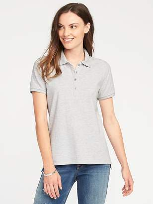 Old Navy Uniform Pique Polo for Women