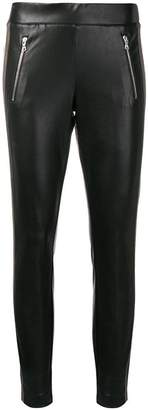 Cambio zipped pocket leggings
