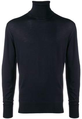 Tom Ford slim fit polo neck