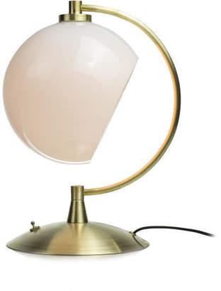 Nate Cotterman Glass Handblown Glass Phase Desk Lamp