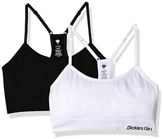 Dickies Women's Seamless Bralette 2 Pack