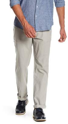 Joe Fresh Linen Blend Straight Pants