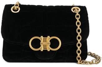 Salvatore Ferragamo quilted Gancio shoulder bag