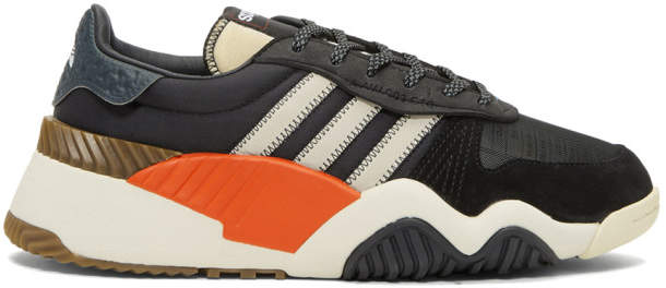 adidas Originals by Alexander Wang Black AW Turnout Trainer Sneakers