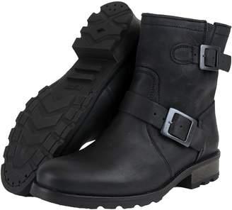 Palladium P-L-D-M Upcast CLP Women's Leather Boots Black (7.5, )