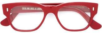 Cutler & Gross rectangular shaped glasses