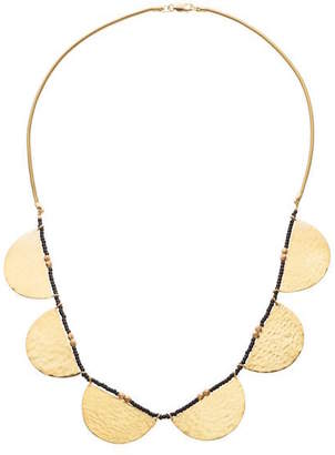 "Flaca Jewelry 18K Gold Plated Necklace ""Aurora"""