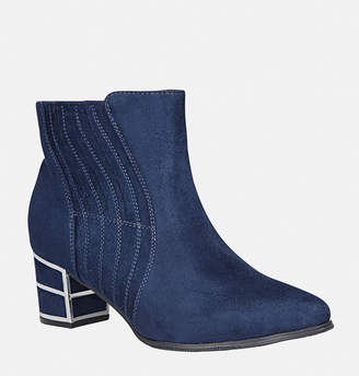 Avenue Marcelle Caged Heel Ankle Boot