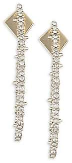 Alexis Bittar Essentials Abstract Linear Drop Earrings