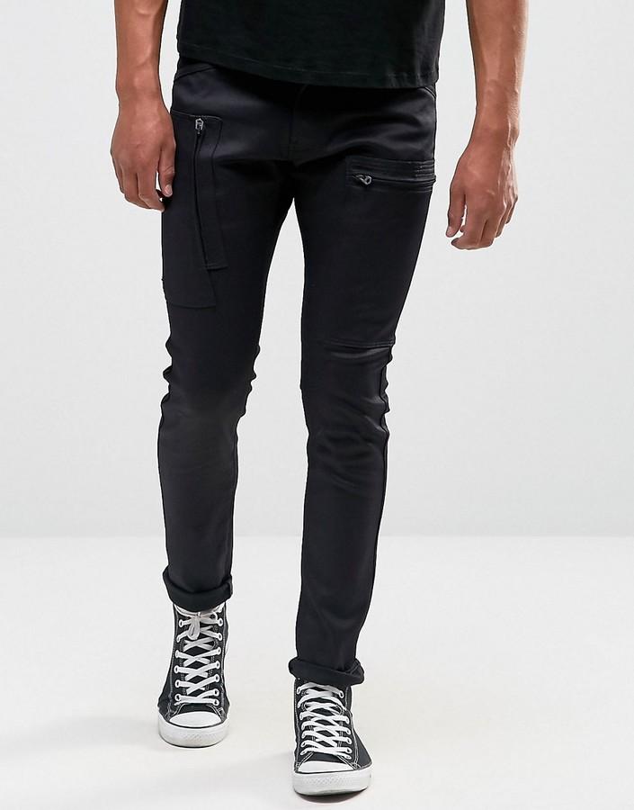 G StarG-Star Powel Super Slim Jeans