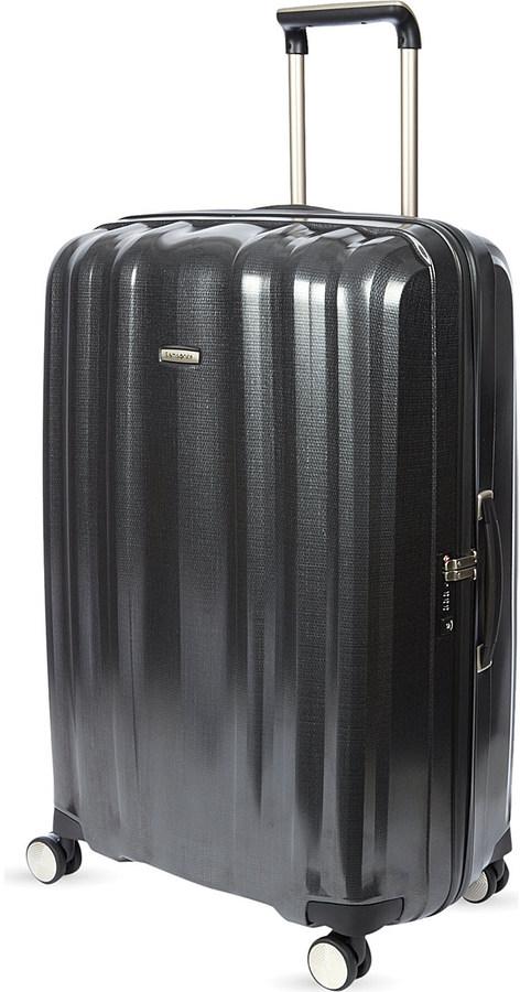 SamsoniteSamsonite Lite-Cube four-wheel spinner suitcase 82cm