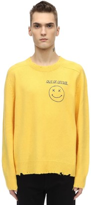 Riccardo Comi O.o.o. Merino Wool & Cashmere Sweater