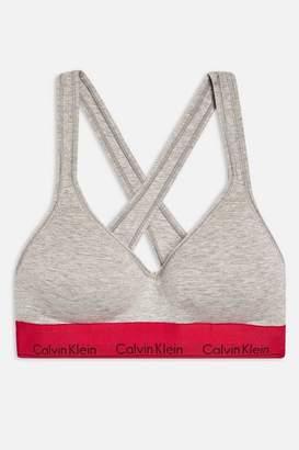 Calvin Klein Womens Padded Bralet