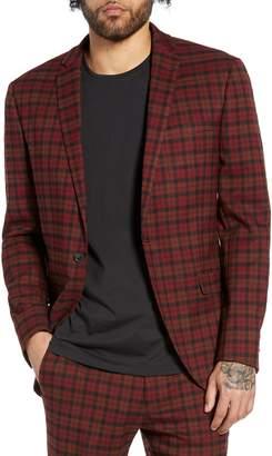 Topman Thorn Slim Fit Suit Jacket