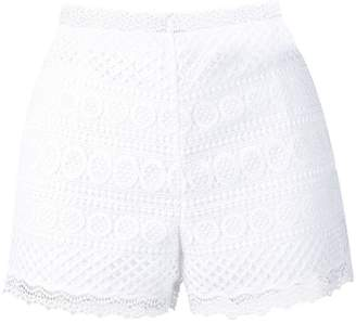 Charo Ruiz lace shorts