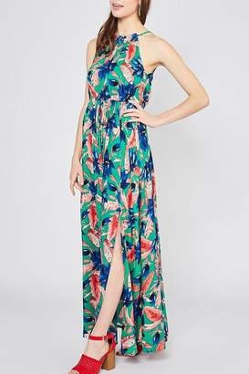 Entro Vacation Vibe Maxi Dress