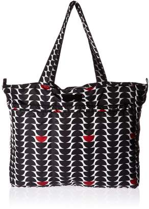 Ju-Ju-Be Onyx Collection Super Be Zippered Tote Diaper Bag