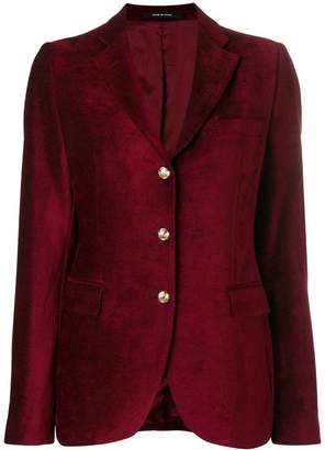 Tagliatore tailored fitted blazer