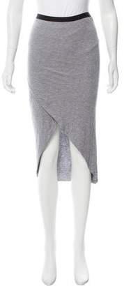 IRO Midi Pencil Skirt