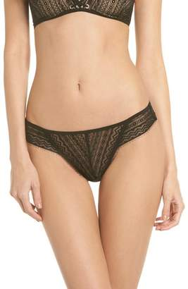 THISTLE AND SPIRE Thistle & Spire Bond Thong