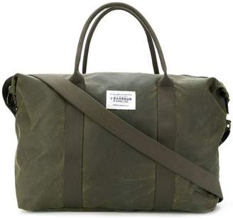 Barbour large holdall tote bag