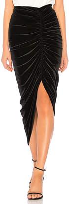 Bailey 44 Any Seven Velvet Skirt