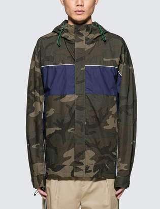 Monkey Time Camo Mountain Parka