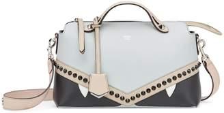 Fendi By the Way - Monster Eyes Leather Shoulder Bag