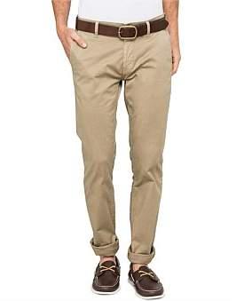 BOSS ORANGE Schino Slim-Fit Basic Cotton Chino Pant