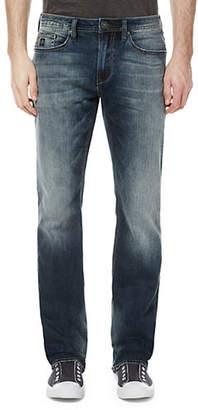 Buffalo David Bitton Six Regular-Fit Straight Jeans