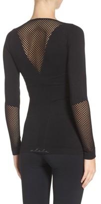 Women's Alala Seamless Tee $80 thestylecure.com
