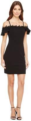 Jessica Simpson Off the Shoulder Dress Women's Dress