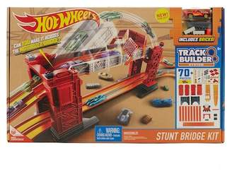 Hot Wheels Mattel Inc. Track Builder Stunt Bridge Kit