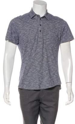 Barena Venezia Longline Polo Shirt