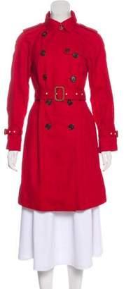 3.1 Phillip Lim Knee-Length Trench Coat