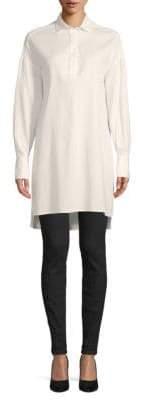 Valentino Cotton Tunic Shirt