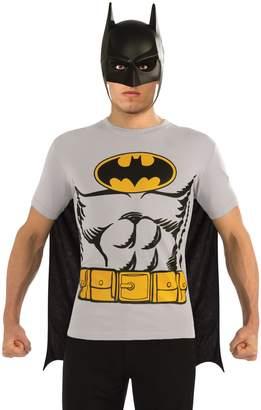 Rubie's Costume Co Costume DC Comics Batman T-Shirt with Cape and Mask