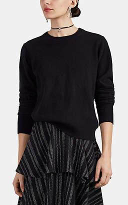 Altuzarra Women's Fillmore Braid-Inset Cashmere Sweater - Black
