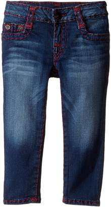 True Religion Baby Girl's Casey Super T Jeans (Toddler/Little Kids) Jeans