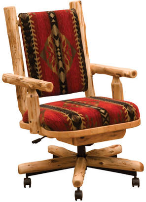Fireside Lodge Cedar Bankers Chair