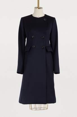 Isabel Marant Wool and cashmere Fanki coat