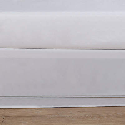Wayfair Barletta Tailored Microfiber Bedskirt