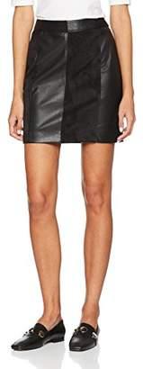 BOSS Casual Women's Binja1 Skirt,(Manufacturer Size: 42)