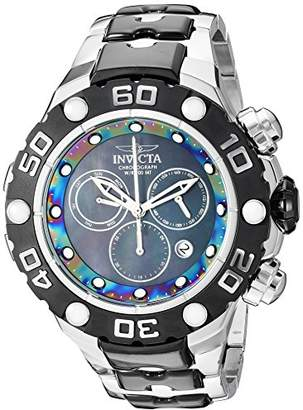 Invicta Men's 'Excursion' Quartz Stainless Steel Casual Watch
