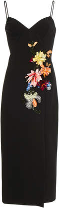 Cushnie et Ochs Ivana Embellished Dress
