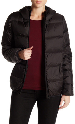 Joe Fresh Quilted Hooded Puffer Jacket $79 thestylecure.com