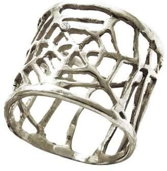Ayaka Nishi New York Spider Web Ring