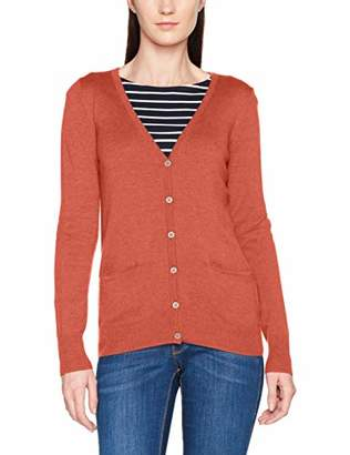 Fat Face Women's Lizzie Cardigan, (Roasted Red), 8